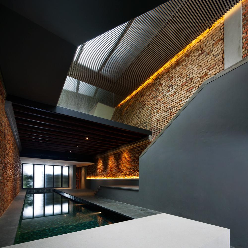 Ceglana ściana we współczesniej architekturze