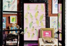 Dom z cegły – dom pełen sztuki