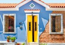 W małym, magicznym, ceglanym domku… pełnym kolorów