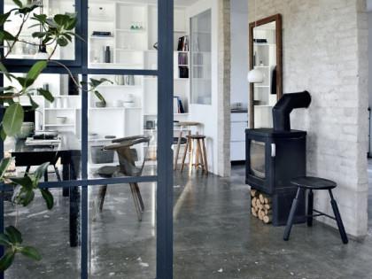 Biała cegła w ścianie – prosto i stylowo