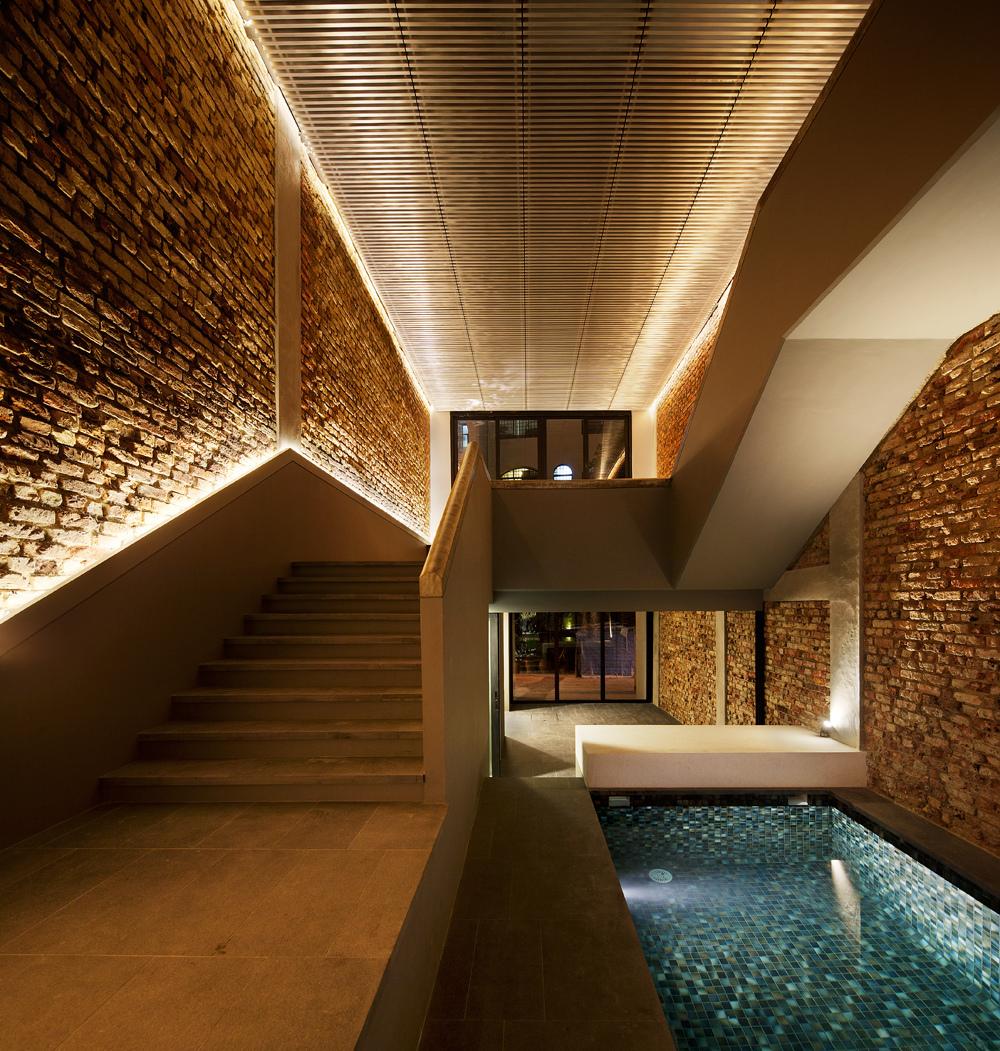 Ceglana ściana we współczesnej architekturze